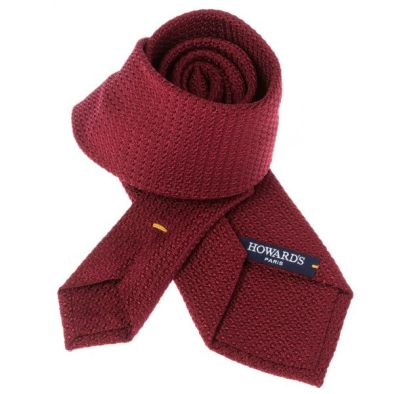 cravate-bordeaux-en-grenadine-de-soie-maille-large-8-cm