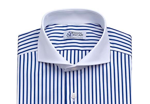 col-chemise-cutaway